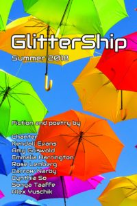 Cover for GlitterShip Summer 2018